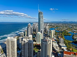2 bedroom Apartment with Internet Access in Gold Coast - Gold Coast vacation rentals