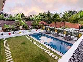 Villa Klee, A Modern 4Bedroom Villa in Umalas - Kerobokan vacation rentals