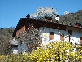 Appartamento nel cuore delle Dolomiti, Agordo. - Agordo vacation rentals
