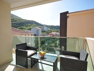 2 bedroom Condo with Internet Access in Becici - Becici vacation rentals