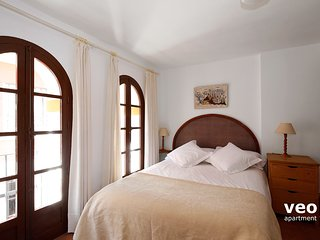 Casa Lirio | Terrace and parking in Santa Cruz - Seville vacation rentals