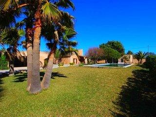 Pool-Finca La Canova - Sa Rapita vacation rentals