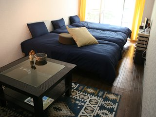 Stay at Local TOKYO 3 comfort beds +wifi - Shinjuku vacation rentals