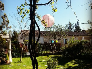 La Parenthèse - côté jardin - Issigeac vacation rentals