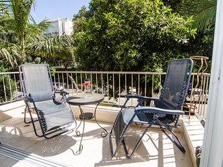 Jabotinsky - 2 Bed & Balcony - Tel Aviv vacation rentals