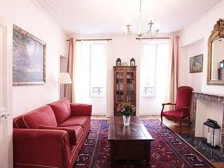 PerfectlyParis Magnifique Monceau sleeps 4 - Paris vacation rentals