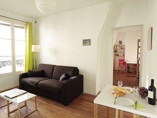PerfectlyParis Design at d'Orsel sleeps 4 - Paris vacation rentals