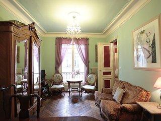 PerfectlyParis La Belle Epoque sleeps 4 - Paris vacation rentals