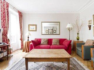 PerfectlyParis Enchanting St Georges sleeps 4 - Paris vacation rentals