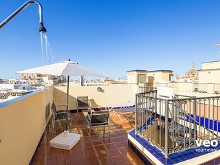 Pajaritos 1 Terrace | 1 bedroom, private terrace - Seville vacation rentals