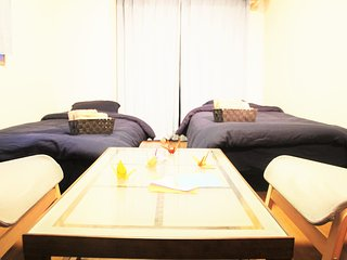 Simple stay at quiet place in Ikebukuro+wifi - Toshima vacation rentals