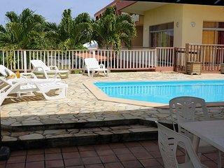 Studio 36 m2 - Résidence Macabou avec piscine - Le Vauclin vacation rentals