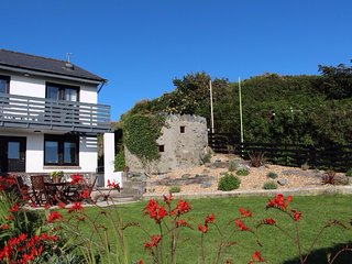 The Lookout - Fabulous Location with Sea Views - 5 mins from Beach! - Trearddur Bay vacation rentals