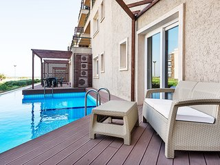 Thalassa Beach  3 bed with private pool 19-104 - Bogaz vacation rentals