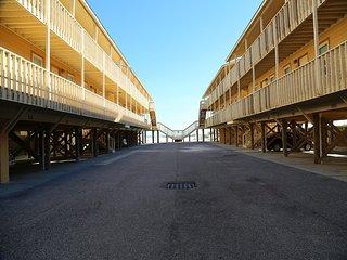 Sunrise Village 202 - Gulf View from Breezeway - Gulf Shores vacation rentals