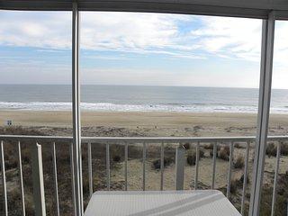 Direct Ocean Front 3 Bedroom 2 bath Midtown - Ocean City vacation rentals