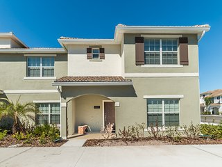 """Townhome 4801 """"This Rental Sleeps 10"""" - Celebration vacation rentals"""