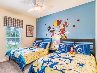 New Townhome, Private Pool, Gorgeous Resort, Near Disney, Has It All, BRL4823 - Kissimmee vacation rentals