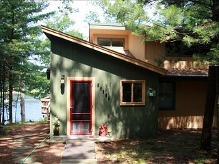 Waterfront Vintage Cottage with Boatslip - Pentwater vacation rentals