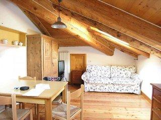 Mansarda nel cuore di Champorcher - Champorcher vacation rentals