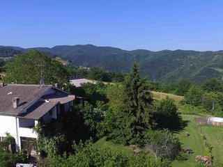 Peaceful retreat for petlovers: vegan farmhouse - Borgo val di Taro vacation rentals