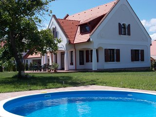 Guesthouse Hétkanyar with pool for 15 person - Veszprem vacation rentals