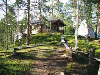 The White Blue Wilderness Lodge - Angler Paradies - Inari vacation rentals