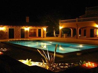Pool-Finca Villa Valentina II - Ses Salines vacation rentals