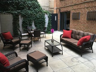 Gramercy 2BR/1BA with spacious private patio! - New York City vacation rentals
