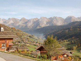 Adorable Le Grand-Bornand Apartment rental with Television - Le Grand-Bornand vacation rentals
