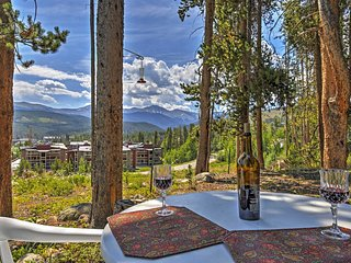 Stunning 2BR Winter Park Condo w/Mountain View! Ski Bus service directly to Winter Park Resort! - Winter Park vacation rentals