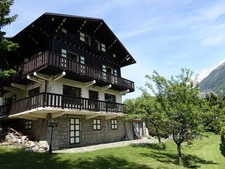 'Au Chalet' facing the Mont Blanc in Chamonix - Chamonix vacation rentals