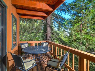Perfect 2 bedroom House in Lake Arrowhead - Lake Arrowhead vacation rentals