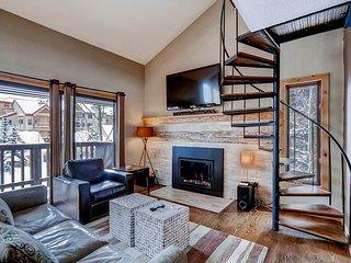 4 O'Clock Lodge A16 - Ski-In/Walk-Out - Breckenridge vacation rentals