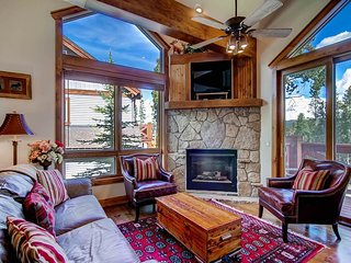Amber Sky - Ski-In/Ski-Out - Breckenridge vacation rentals