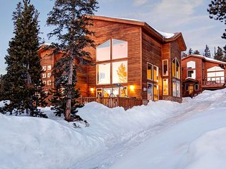 Fair Mountain Retreat - Shuttle to Lifts/Town - Breckenridge vacation rentals