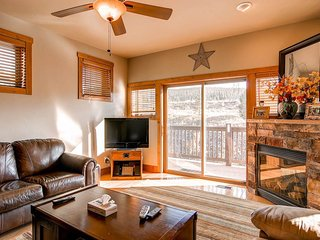 Spacious House with Internet Access and Television - Breckenridge vacation rentals