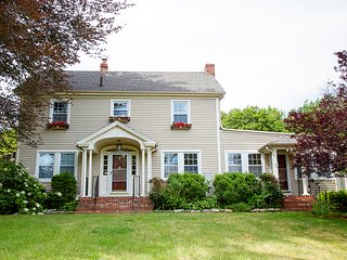 Charming New England Colonial - Sleeps 14 + Event Room - Pomfret vacation rentals