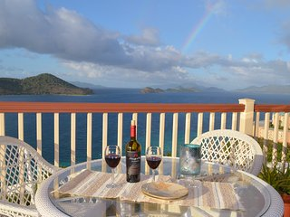 Very Best Views ~ 15% Spa Discount ~ Trade Winds ~ - East End vacation rentals