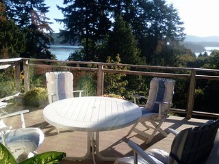 Ocean view three bedroom house - Ganges vacation rentals