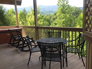 TRANQUIL GETAWAY WITH BEAUTIFUL VIEWS - Gatlinburg vacation rentals