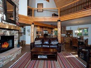 Secluded Mountain Home - 1.5 Acres - 1 Mile to Ski - Ping Pong Table - Durango vacation rentals