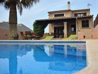 Nice house with pool and beautiful views - Vilafranca de Bonany vacation rentals