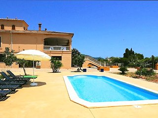 Villa for 8 people 800 meters from Cala Bona - Cala Bona vacation rentals