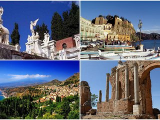 Up to 4 garden apartment, Messina - Messina vacation rentals