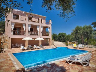 Mariano Villa with Swimming Pool in Loggos - Paxos vacation rentals