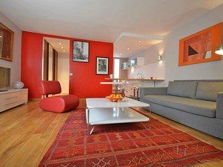L'Enfant Rouge, 1BR/1BA, 4 people - Paris vacation rentals