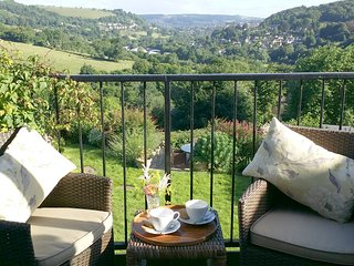 STUNNING VIEWS from Hillcrest cottage - Minchinhampton vacation rentals