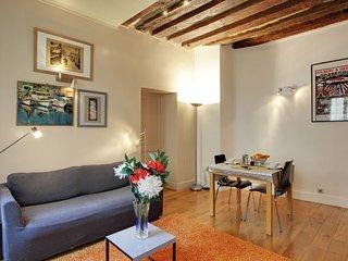 102018 - Appartement 2 personnes Montorgueil - 1st Arrondissement Louvre vacation rentals