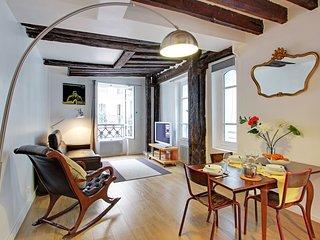102001 - Appartement 4 personnes Montorgueil - Paris vacation rentals